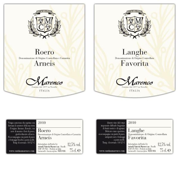 label white wine