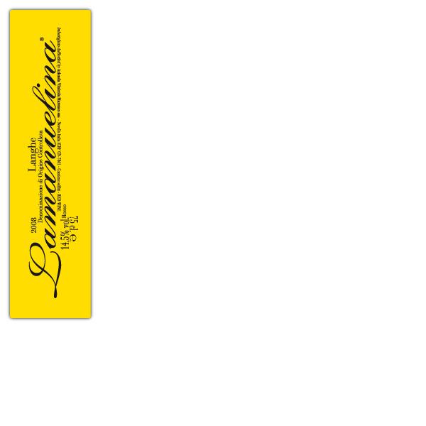 marenco lamanuelina label